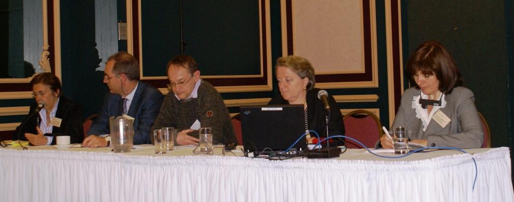 Roundtable 16. Mai 2007 in Québec