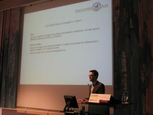Vortrag Werner / Hobohm in Mannheim