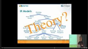 IR ohne Theorie: nur Modelle im Detail