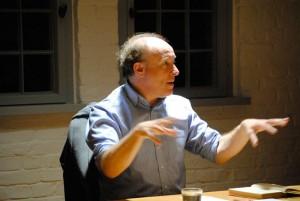 Prof. Dr. Roland Reuß am 11.1.12 in Potsdam