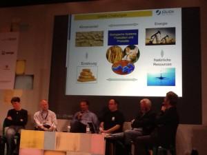 Podium zu Open Innovation: Pecha Kucha von Uli Schurr (Jülich)
