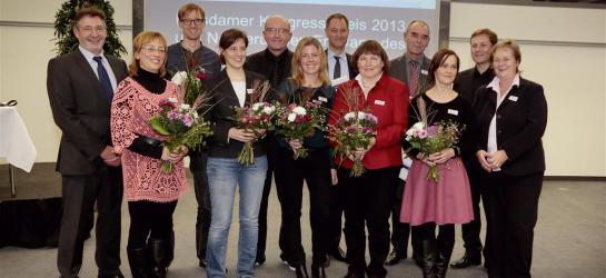 Gruppenphoto aller Preisträger