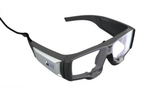 SMI Eye Tracking Brille