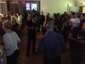 Party in der Theaterwerkstatt
