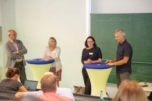 "Podiumsdiskussion ""Kann man Innovation lernen?"""